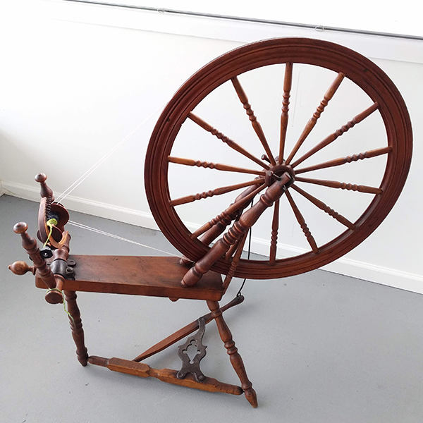 Canadian Production Wheel | Used Spinning Wheels
