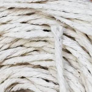 Mop Cotton Natural, 1 lb | Cotton Yarns, Unmercerized