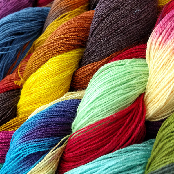 ETC Dyed Cottolin | ETC Dyed Yarns