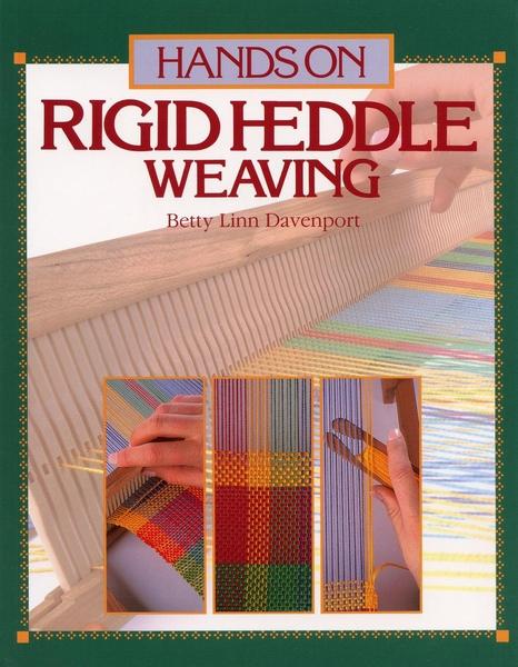 Hands On Rigid Heddle Weaving | Rigid Heddle Weaving Books