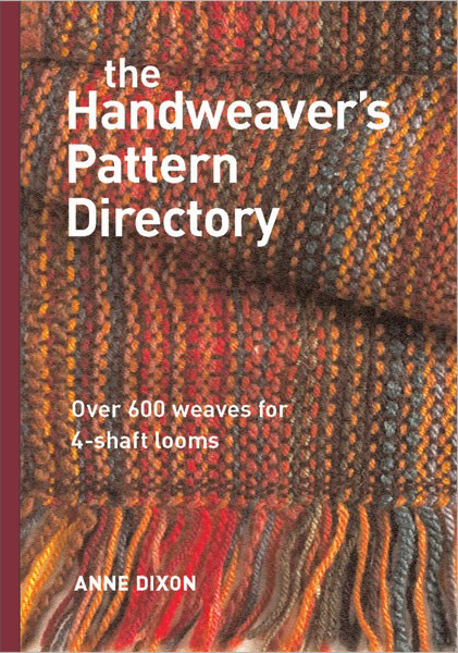 The Handweaver's Pattern Directory | Weaving Books