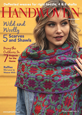 Handwoven - Back Issues   Magazines