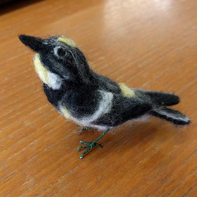 Needle Felting Songbirds | Feltmaking