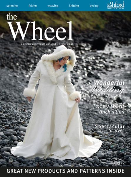 The Wheel - No. 30 (2018 Newsprint edition) | Magazines