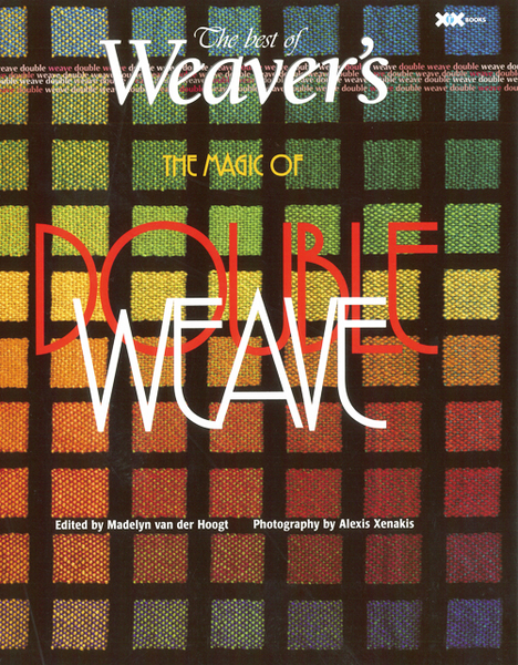 The Best of Weaver's: Double Weave | Weaving Books