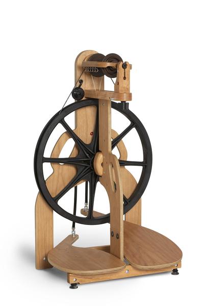 Limited Edition: Cherry Ladybug | Schacht Ladybug Spinning Wheel