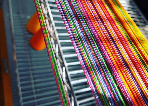 ONLINE: Winding Warps | Weaving