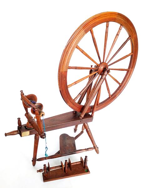 Used Custom Bill Fox Wheel | Used Spinning Wheels