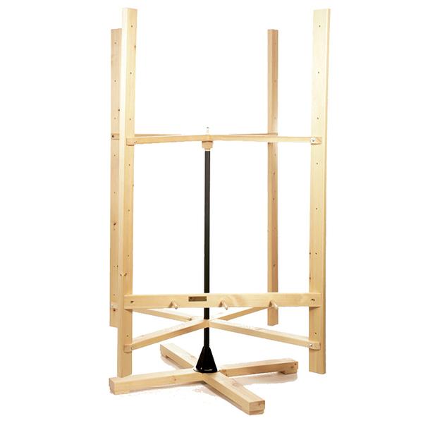 Glimakra 10ft Warping Reel - Dented | Warping Boards, Pegs, Frames, Etc