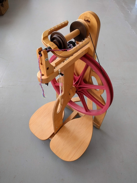 Used Schacht Lady Bug Spinning Wheel | Used Spinning Wheels