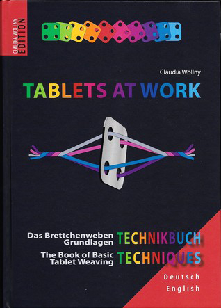 Tablets at Work | Band & Card Weaving Books