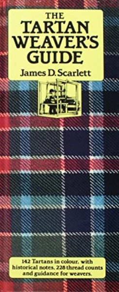 Tartan Weaver's Guide | Weaving Books