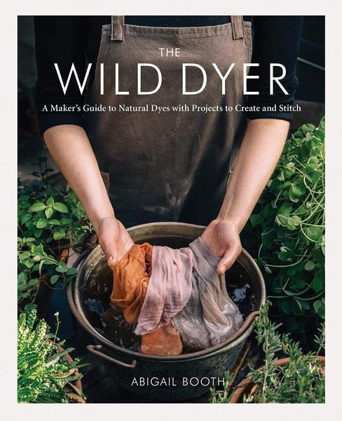 Wild Dyer   Dyeing Books