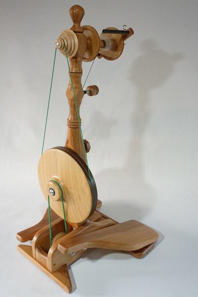 Majacraft Little Gem Spinning Wheel   Majacraft Little Gem Spinning Wheel