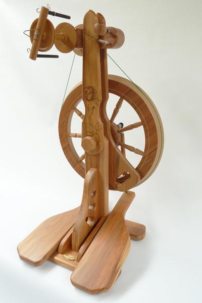 Majacraft Rose Spinning Wheel | Majacraft Rose Spinning Wheel