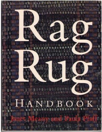 Rag Rug Handbook (used)   Used Books!