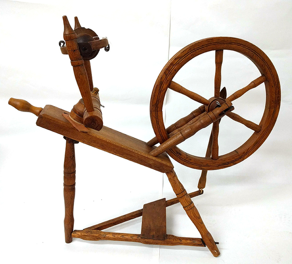 Used Saxony - Decorative only | Used Spinning Wheels