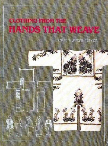 Clothing from the Hands that Weave (used) | Used Books!