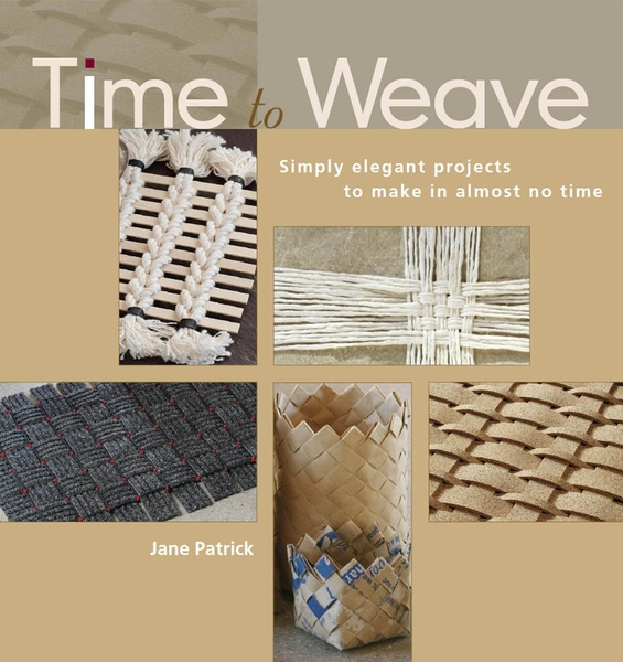 Time to Weave | Weaving Books