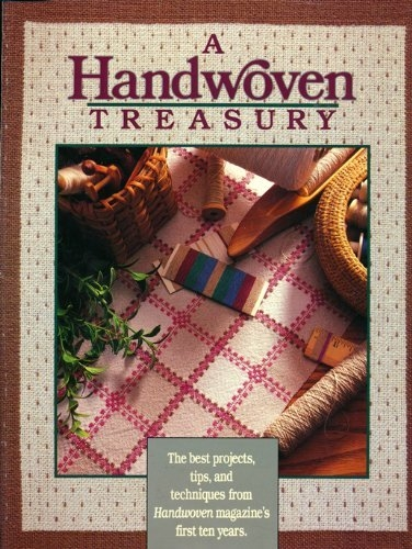 Handwoven Treasury (used)   Used Books!