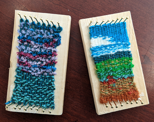 Micro Weaving | Weaving