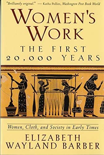 Women's Work | Weaving Books