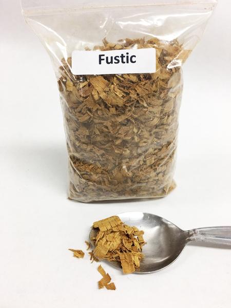 Fustic - 2oz. pkg | Natural Dyestuffs & Mordants