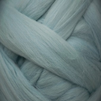 Ice Blue Colored Merino | Colored Merino Per Oz.