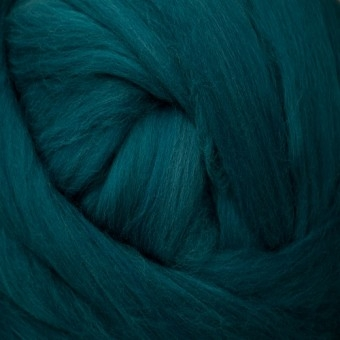 Teal Colored Merino | Colored Merino Per Oz.