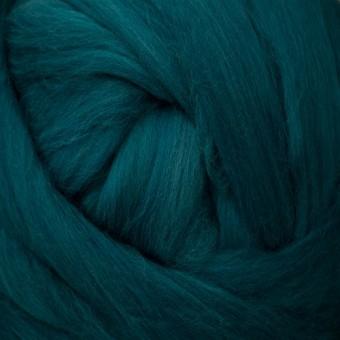 Teal Colored Merino | Colored Merino Per Oz.