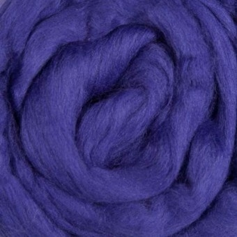 Violet Colored Merino | Colored Merino Per Oz.