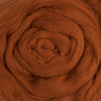 Nutmeg Colored Merino | Colored Merino Per Oz.