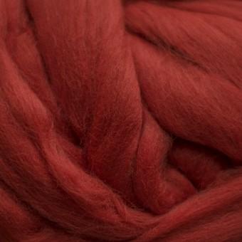 Cinnabar Colored Merino | Colored Merino Per Oz.