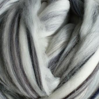 Grey Colored Merino | Colored Merino Per Oz.