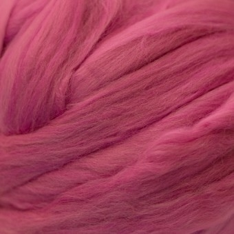 Fuchsia Colored Merino | Colored Merino Per Oz.