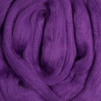 Purple Colored Merino | Colored Merino Per Oz.