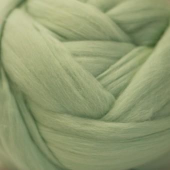 Mint Colored Merino | Colored Merino Per Oz.