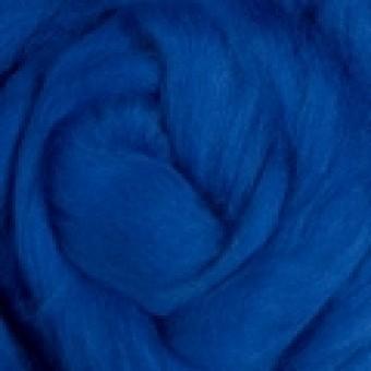 Blue Colored Merino | Colored Merino Per Oz.