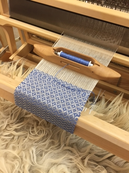 Beginning Weaving | March 2018