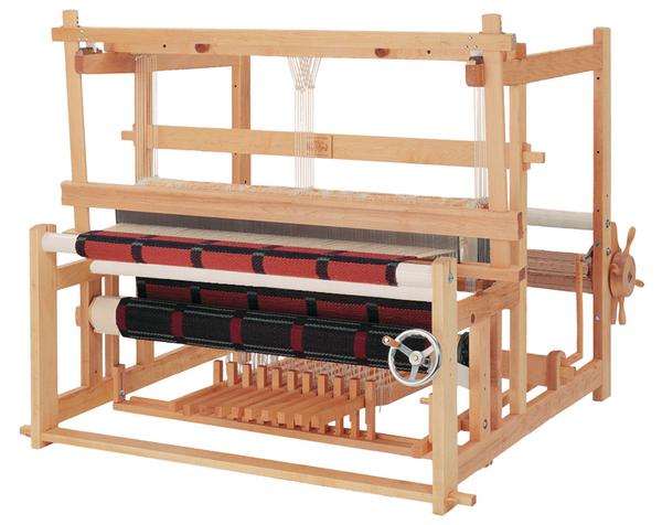 Schacht Cranbrook Countermarche Looms   Countermarch Floor Looms