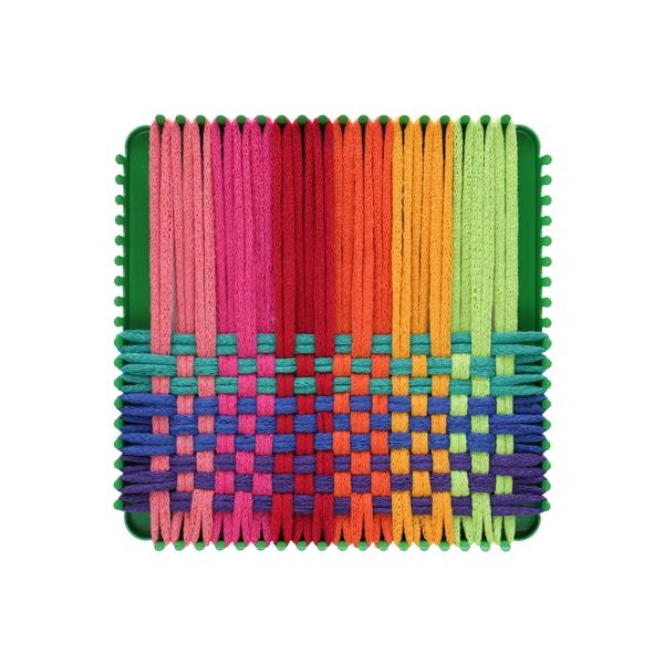Harrisville Designs Traditional Potholder Loom | Weaving for Kids