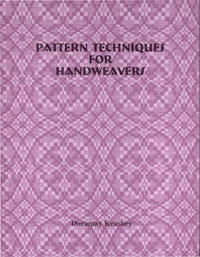 Pattern Techniques for Handweavers | Weaving Books