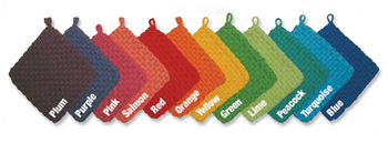 Cotton Potholder Loops - Multi-Color | Kids Shop