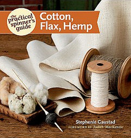 The Practical Spinner's Guide to Cotton, Flax and Hemp | Spinning Books