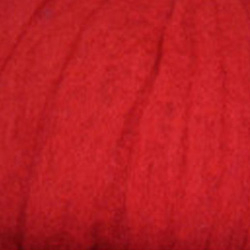 Harrisville Designs Dyed Carded Fleece - Red | Harrisville Dyed Carded Fleece