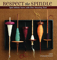 Respect the Spindle | Spinning Books