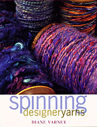 Spinning Designer Yarns | Spinning Books