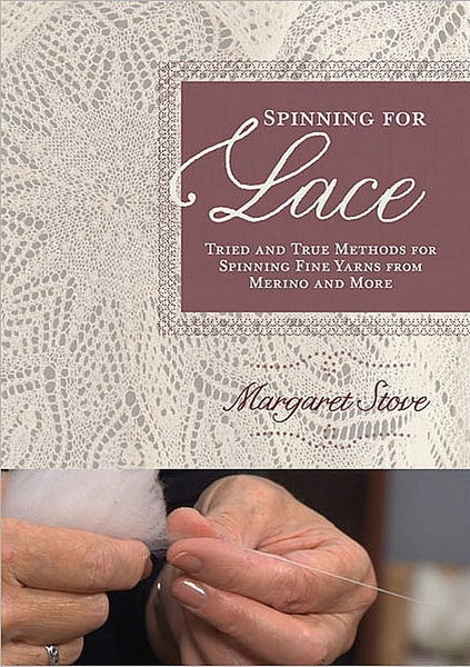 Spinning for Lace | Spinning DVDs