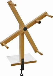 Stand Alone Skeinwinder | Louet Spinning Accessories