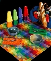 Color on Your Table Kit | Kits
